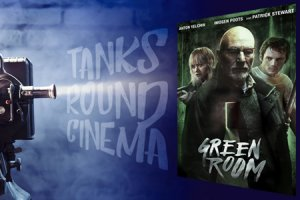 Tanks Round Cinema Green Room 2016
